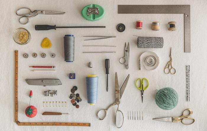 裁縫ばかりやってた学生時代