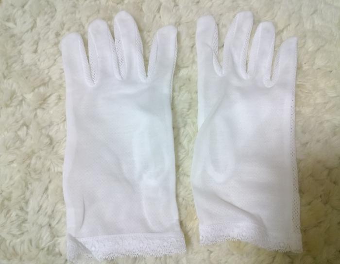 セリアのUV手袋