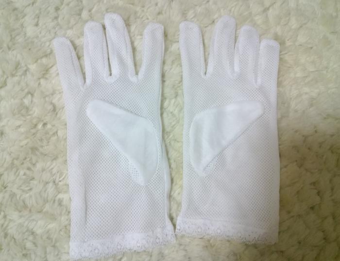 裏地メッシュUV手袋